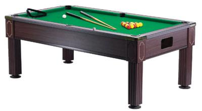 7ft Trad Pool Table