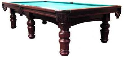 9ft Buckingham American Pool Table