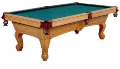 8ft Statesman American Pool Table