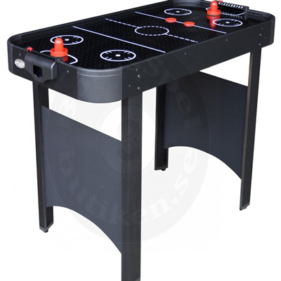 4ft Shark Black Air Hockey Table