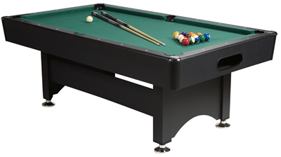 BEX 6ft Harvard Pool Table