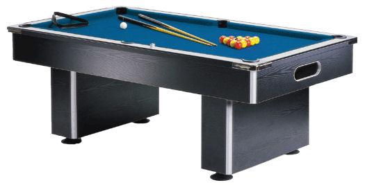 The Cheshire 7ft Slimline Slate Bed Pool Table