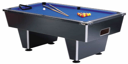 The Lancashire 7ft Club Slate Bed Pool Table