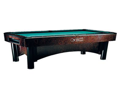 K-Steel 8ft Pro Pool Table