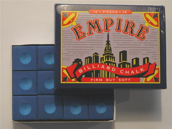 Empire Blue Chalk - Box of 12
