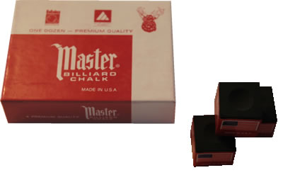 Master Chalk - Black colour (Box of 12)