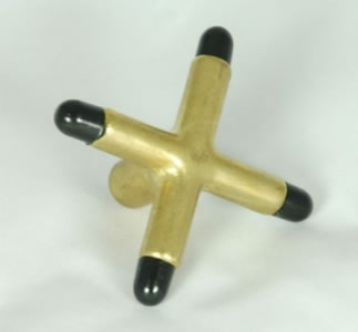 Brass Cross Head