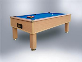 Excel 6ft Slimline Domestic Pool Table