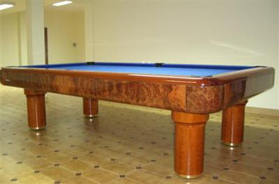 Luxury Pool VL89 9.5ft American Pool Table