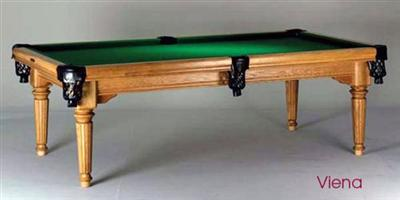 Vienna Vintage 7ft Pool Table