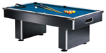 The Cheshire 6ft Slimline Slate Bed Pool Table