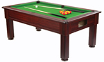 The Surrey 6ft Traditional Slate Bed Pool Table