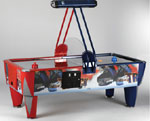 Fast Track 7ft Air Hockey Table